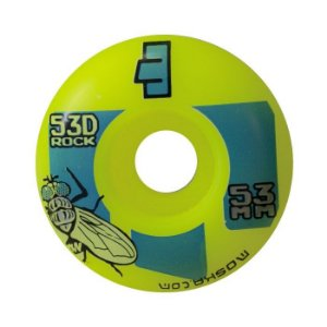 Roda Moska Yellow Rock 53mm