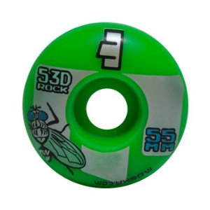 Roda Moska Verde Rock 55mm 53D