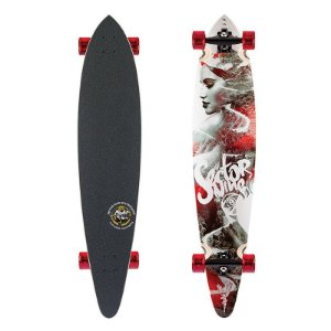 "Longboard Pintail Sector 9 Goddess 10"" x 45.75"""