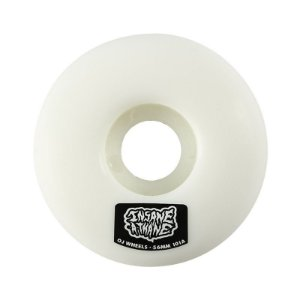 Roda OJ Insane-A-Thane Ez Edge 56mm 101a Branca