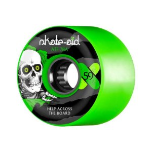 Roda Powell Peralta ATF All Terrain Skate Aid 59mm 78a Verde