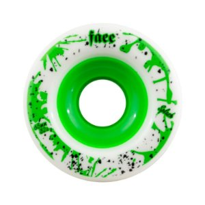 Roda Face Skate Splash Pro Jonas 65mm 82a Verde