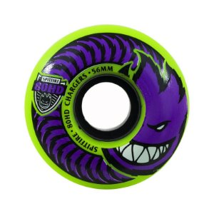 Roda Spitfire Classic Charger 56mm 80A Verde