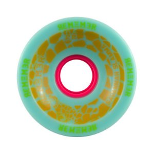 Roda Remember Savannah Slamma 70mm 78A Verde