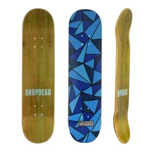 Shape Drop Dead Triangulos Azul 7.9