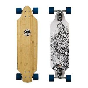 Skate Longboard Completo Arbor Zeppelin Bamboo 8.75 X 32