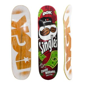 Shape DGK Maple Singles Stevie Williams 8.0