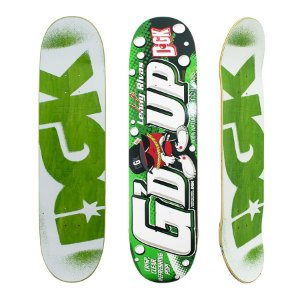 Shape DGK Maple Lenny Rivas Junk Food 8.0