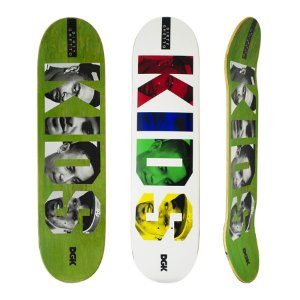 Shape DGK Maple Dirty Ghetto Kids 8.25 Branco