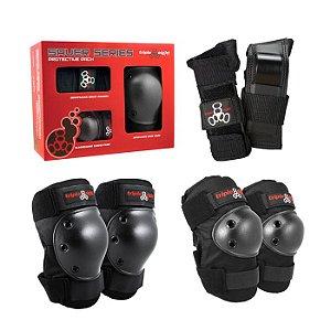 Kit Proteção Triple 8 Saver Series Protective Pack