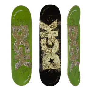 Shape DGK Maple Only God Can Judge Me Preto 8.25