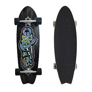 "Skate Cruiser Importado Crème Logo 2 Sea 9.25"" x 31.5"""