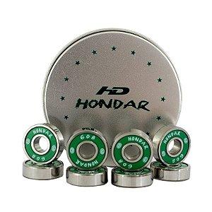 Rolamento Hondar Titanium Verde