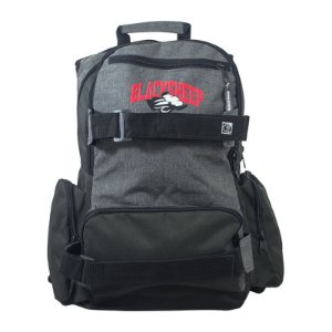 Mochila Skate Bag Black Sheep Spine Cinza