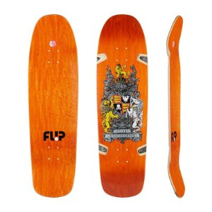 Shape Maple Flip The Mountain Crest Orange 9.38""