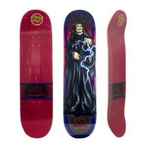 Shape Maple Santa Cruz Star Wars The Emperor 8.375