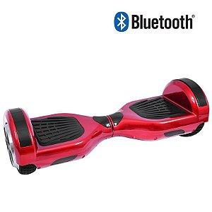 Hoverboard Skate Elétrico com Bluetooth e Led