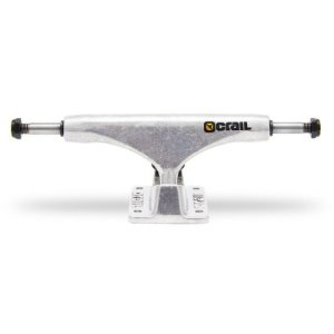 Truck Crail Color Logo Hi 139mm Silver