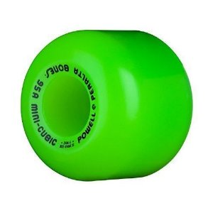 Roda Powell Peralta Mini-Cubic 64mm 95A Verde