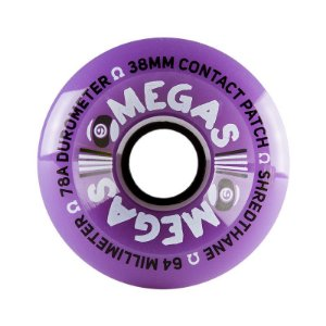 Roda Sector 9 Omegas 64mm 78a Purple