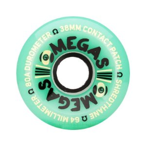 Roda Sector 9 Omegas 64mm 80a Teal