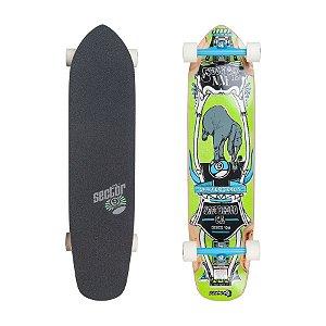 Longboard Completo Sector 9 Mini Daisy 9.125 x 37.5
