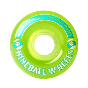 Roda Sector 9 Nine Ball 61mm 78a Verde