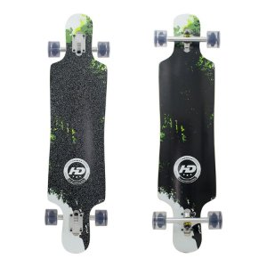"Longboard Completo Hondar Skateboards Jungle 9.5"" x 40"""