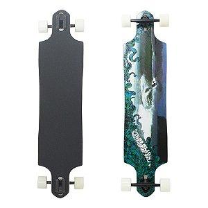 "Longboard Completo Simetrico San Clemente Surf 9.5"" x 41"""