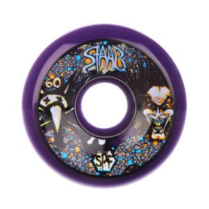 Roda Bones SPF Staab Scientist 60mm 84B Roxa