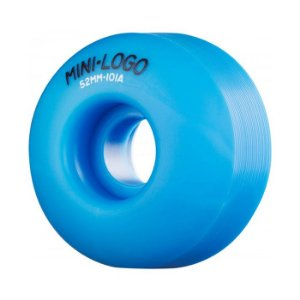 Roda Mini Logo C Cut 52mm 101A Azul