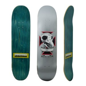 Shape Maple Birdhouse Tony Hawk Skull 8.0