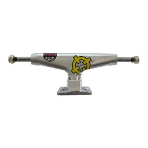 Truck Intruder Pro Series High 139mm Silver