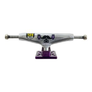 Truck Intruder Pro Model Diego Bigode Mid 139mm Silver Purple