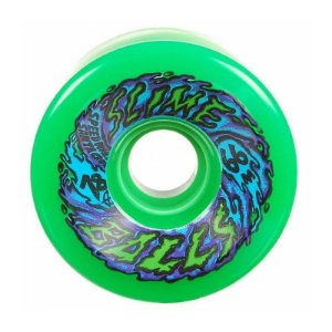 Roda Santa Cruz Slime Balls 66mm 78a Verde