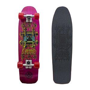 "Skate Cruiser Black Label OldSchool Lucero 8.0"" x 29"""