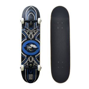 Skate Completo Black Sheep Profissional Tribal Blue 8.0