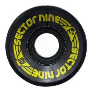 Roda Sector 9 Nine Ball 59mm 78a Preta