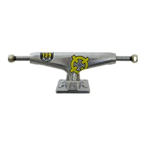 Truck Intruder Pro Series Mid 139mm Silver