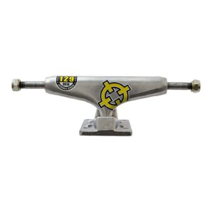 Truck Intruder Pro Series Mid 129mm Silver