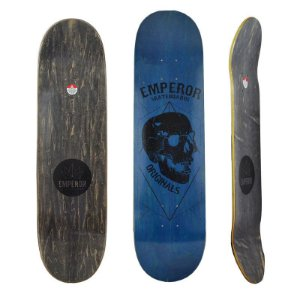 Shape Emperor Maple Blue Skull 7.75