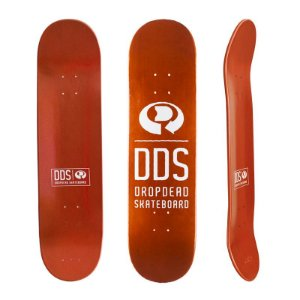 Shape Drop Dead NK3 DDS Vert Orange 8.1