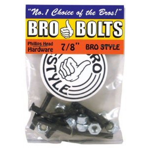 Parafuso de Base Bro Bolts Phillips 7/8 (2,2cm)