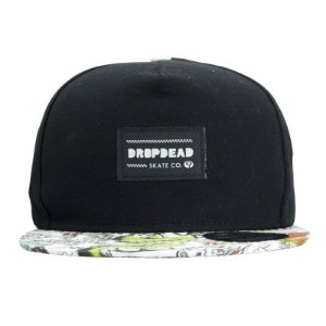 Bone Drop Dead Mixture Preto