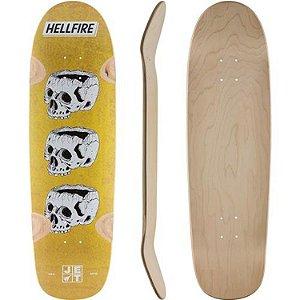 Shape Jet Hellfire Overkill Skateboard 32.5