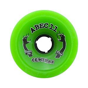 Roda Abec 11 Centrax Classic 77mm 75a Verde