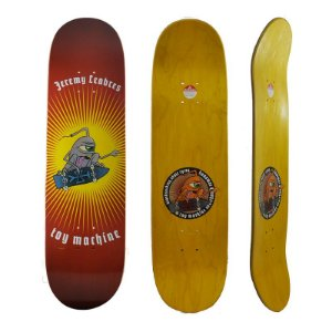 Shape Maple Toy Machine Leabres Skate Cycos 8.5