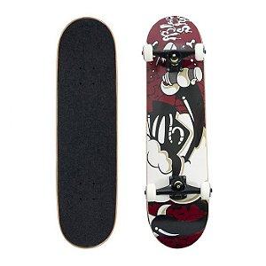 Skate Completo Black Sheep Profissional Grafite 8