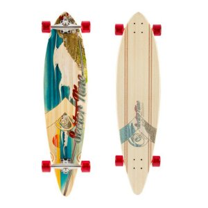 "Longboard Pintail Sector 9 Madiera 9"" x 44"""