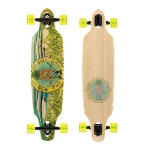 "Longboard Pintail Sector 9 The Mini Lookout 9.25"" x 37.5"""